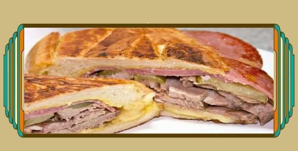 Nuevo menú sandwichs cubanos